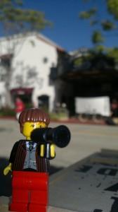 Megaphone Lego